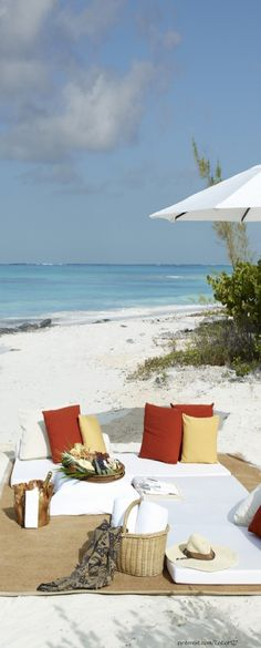 Parrot Cay....Turks and Caicos