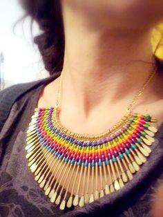 Come Cleopatra - #Collana #Frida #Creazioni