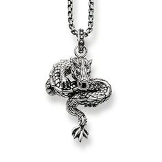 THOMAS SABO Sterling Silver Rebel at heart Set Article number: SET0070-007-12