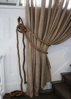 Home & Garden : De la corde dans la déco !