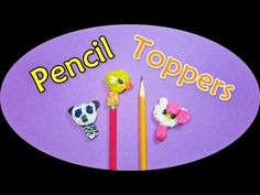 Step by step instruction Rainbow Loom Charms Flappy Bird Pencil Topper Tutorial / Design. How to Make a Rainbow Loom, Crazy Loom, or Fun Loom Pencil Topper f. Rainbow Loom Charms, Rainbow Loom Bracelets, Rainbow Loom Minecraft, Loom Bands Designs, Loom Bands Tutorial, Crazy Loom, Fun Loom, Rubber Band Crafts, Rainbow Loom Creations