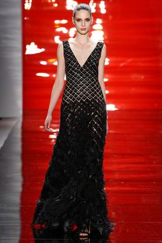 Reem Acra Autumn/Winter 2012/2013 RTW.