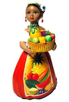Lupita - Fruta, I want the whole collection!