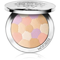 Guerlain Météorites Compact/0.35 Oz. ($62) ❤ liked on Polyvore featuring beauty products, makeup, face makeup, face powder, beauty, faces and guerlain
