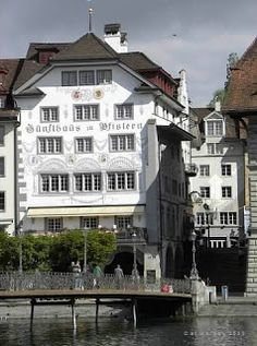 Luzern Switzerland on Shutterbug Traveler