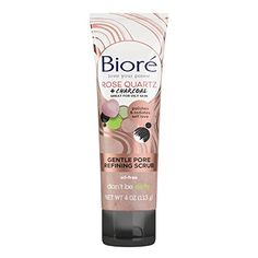 Amazon has the Bioré Rose Quartz + Charcoal Gentle Pore Refining Scrub, Pore Minimizing Facial Scrub, 4 Ounces, Oil Free, Dermatologist Tested, Non-Comedogenic, Cruelty Free, Vegan Friendly priced at $6.50. Clip the coupon and check out using Subscribe & Save to get this for only $4.54 with free shipping. TO GET THIS DEAL: CLICK HERE…