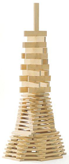 Micki Byggepinner 300 st Tre er et grenseløst system både for små og for store. Med enkle byggeklosser av tre kan barna bygge alt mulig, kun fantasien kan stoppe deg!<br><br>Pakken inneholder 300 trehvite byggedeler.<br><br>Mål: en stav: ca 2 x 0,5 x 12 cm.<br><br>Material: Tre.<br><br>Anbefalt alder: Fra 3 år.