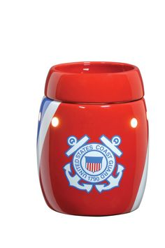 Support. Defend. Remember. Pay tribute to U.S. troops at home and abroad with Patriot Collection Warmers, customized with logos from the five branches of the military.  www.amberbumatay.scentsy.us