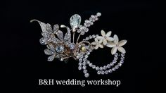 Bridal Headpieces 婚紗頭飾 B&H wedding workshop
