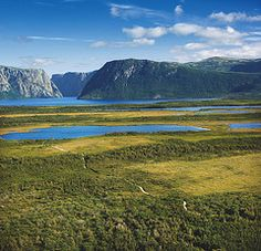 Western Brook Pond Trail, Gros Morne National Park