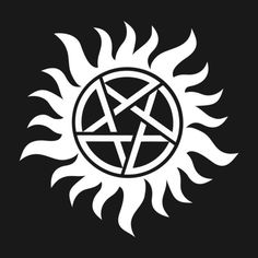 Awesome 'Ward Off Demonic Possession' t-shirt design on TeePublic! #supernatural #deanwinchester #samwinchester #SPN #tee #shirt