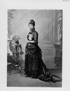 Likelike, Miriam, Princess of Hawaii, 1851-1887.