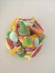 Mini tartita de Sweetish candy shop