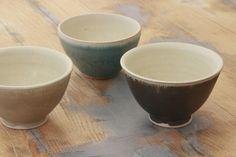 ラテ・カップ : Awabi ware 界隈  ー畑と子供と陶芸とー