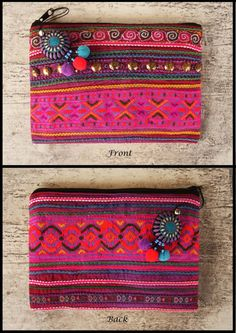 Embroidery - bag - thailand