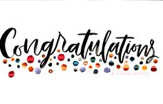 🎉Congrats 🎉to the winner of our FREE 8 oz elderberry syrup! by Smith Congratulations Quotes Achievement, Congratulations Pictures, Congratulations Balloons, New Baby Greetings, Fb Quote, Graduation Gifts, Graduation Letters, Happy Birthday Images, Holidays And Events