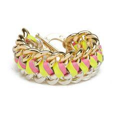 CC Skye Natalie Bracelet ❤ liked on Polyvore featuring jewelry, bracelets, cc skye jewelry and cc skye