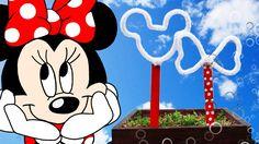 Mickey & Minnie Bubble Wands | Disney Family