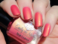Emily De Molly : Emily De Molly Melt Down Shop here- www.color4nails.com Worldwide shipping available
