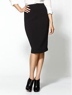 Great length. Hazel Pencil Skirt | Piperlime. $69.
