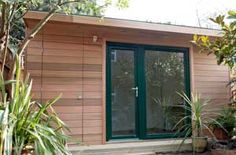 Garden Office and Shed