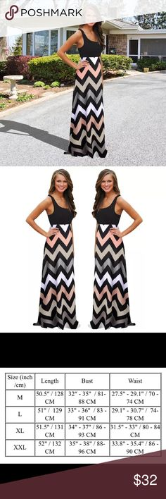 The Greta Garbo chevron dress Chevron Maxi Long Boho Summer Casual Dress  Product Detail  100% Brand New and High Quality  High Quality Polyester Material used  This Maxi Boho Dress is Perfect For most casual to elegant evening party occasions, also suit for summer beach Summer Wear, Casual Wear, Beach Wear Soft, silky, comfortable and flattering Polyester casual summer boho long maxi dress Deep U-Neck Pattern back Side Perfect Collection for the Summer Wardrobe Loose and stylish summer wear…