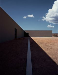 Tom Ford's New Mexico Ranch, Tadao Ando