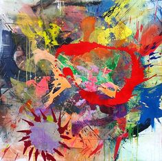 """""""The Scarcity Paintings"""" (2015) -- Series by Dorothy Goode"""