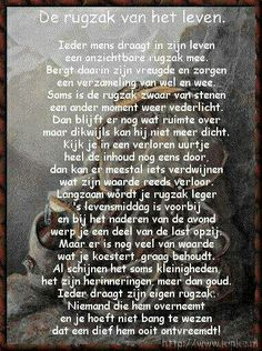 Dutch saying about life. True Quotes, Words Quotes, Sayings, Mantra, Dutch Words, Dutch Quotes, One Liner, Verse, More Than Words