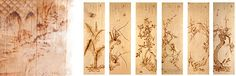 Pyrography - Art of Woodburning Online Gallery
