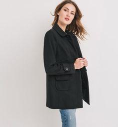 Manteau en feutre Femme noir - Promod