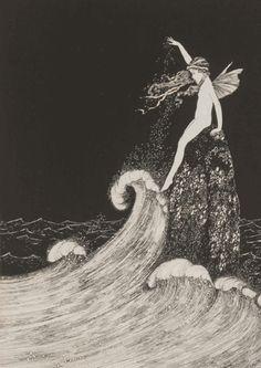 flutter... Fairy... by Ida Rentoul Outhwaite...