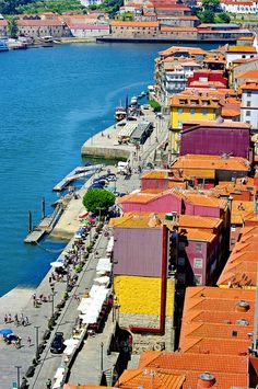 Douro Portugal, Portugal Travel, Spain And Portugal, Sea Activities, Invisible Cities, Heavenly Places, Monaco, France, Best Cities