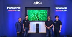 Panasonic launches new Ultra HD TVs and a new sound system, price starts at Rs 4k Ultra Hd Tvs, Latest Laptop, Latest Smartphones, New Laptops, Laptop Accessories, Tech News, Product Launch, Technology, Internet