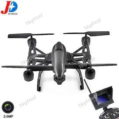 JXD 509G Headless Mode 4CH 6-aixs 2.4GHz RC FPV Quadcopter Drones with 2MP 5.8GHz Camera TRC-480215