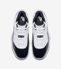 28a66f5ca754 Air Jordan 11 Concord  White   Black  Release Date Lanzamiento
