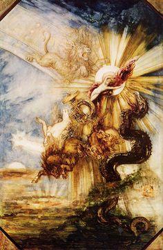 Gustave Moreau, Phaeton, 1877  Art Experience NYC  www.artexperiencenyc.com/social_login/?utm_source=pinterest_medium=pins_content=pinterest_pins_campaign=pinterest_initial