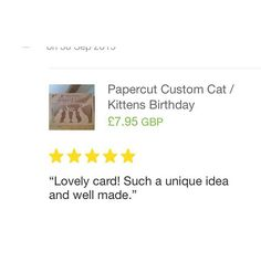 #etsy review number 151 today. So delighted to have #fabulous customers all over the world that take the time to post feedback. #Thankful