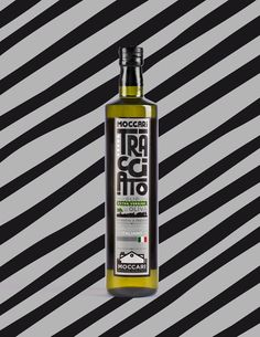 Moccari - Olive Oil And Wine Labels on Packaging of the World - Creative Package Design Gallery
