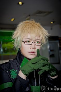 AMNESIA - steven chen(S哥) Kent Cosplay Photo - WorldCosplay