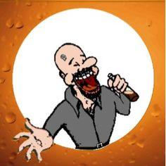IT'S ME!! BEER GOGGLES!!!  HOWDYYYYY!!!  cap lock off