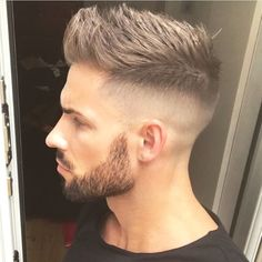 15 Cool Undercut Hairstyles for Men cabelo Short Undercut Hairstyle with Fade Undercuthairstyle Undercutmen Haircut Undercut 813603488916856945 Mens Hairstyles Fade, Hairstyles Haircuts, Haircuts For Men, Trendy Hairstyles, Black Hairstyles, Fashion Hairstyles, Wedding Hairstyles, Celebrity Hairstyles, Men's Haircuts Fade