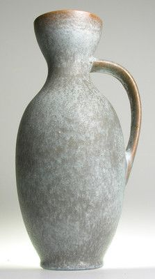 Karlsruhe Majolika West German Pottery Ceramic Modernist Mid Century Vintage Art