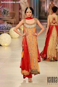 Asifa & Nabeel Bridal Dresses at Pantene Bridal Couture Week 2012 s