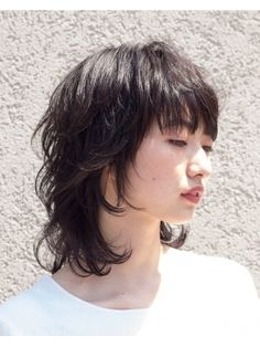 Pin on hairstyles Pin on hairstyles Mullet Haircut, Mullet Hairstyle, Lady Lockenlicht, Hair Inspo, Hair Inspiration, Medium Hair Styles, Short Hair Styles, Short Punk Hair, Ulzzang Hair
