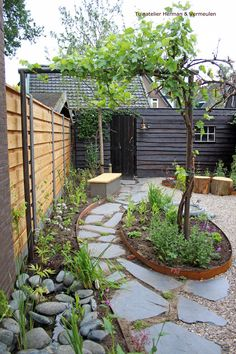 Eco Garden, Garden Deco, Garden Cottage, Back Gardens, Small Gardens, Outdoor Plants, Outdoor Gardens, Garden Design Plans, Garden Planning