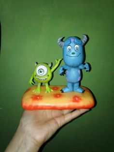 Mike y sully Monster University, Sully, Luigi, Fictional Characters, Sulli