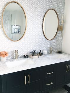 13 genius design ideas to give your bathroom a designer look
