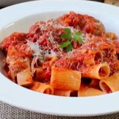 Chef John's Sunday Pasta Sauce -   Allrecipes.com