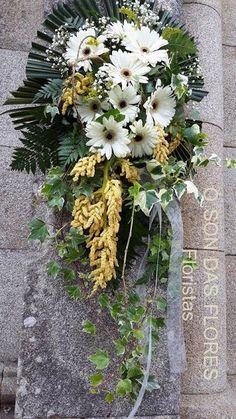 Ó son das flores:   Decoración floral acogedora y delicada para la i...